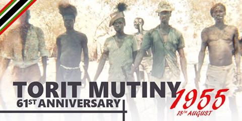 Torit mutiny