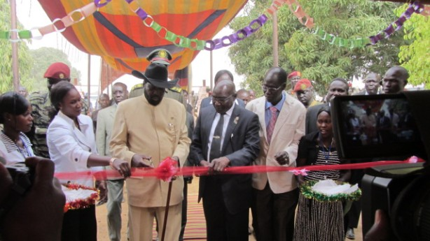 "Press Release: University of Northern Bahr El Ghazal ""Opens for Business"""