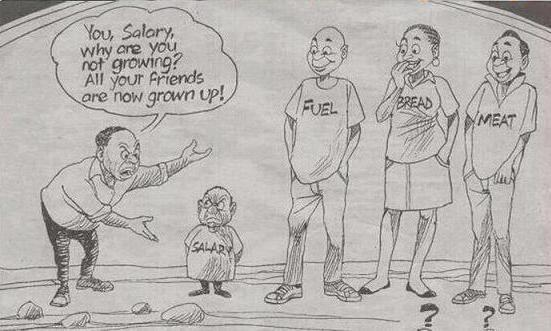 You Salary!!!