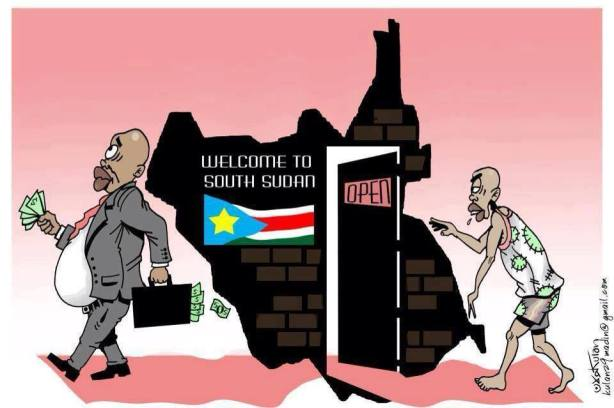 From rags to riches: the amazing transition of the South Sudanese Minister