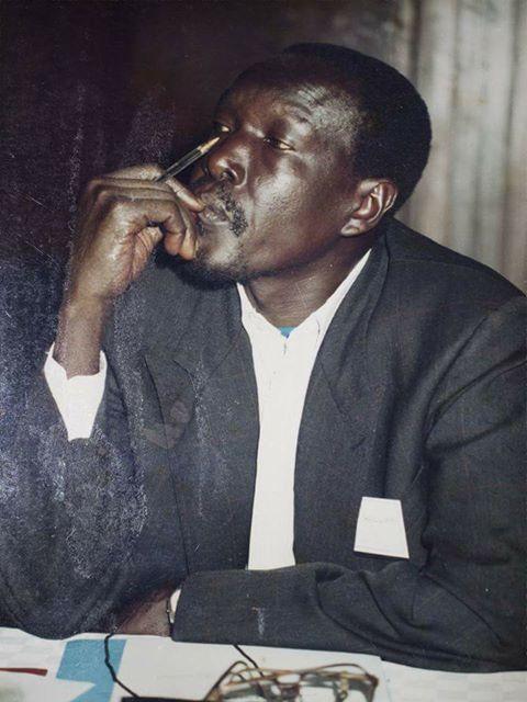 Sebit William Garang Dut