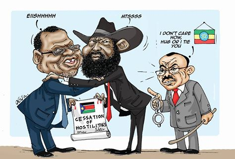 Did President Kiir and Riek Machar sign the deal under duress?