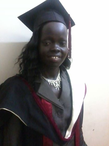 South Sudan's Deborah Akech Named Among Africa's Most Outstanding Emerging Women Leaders