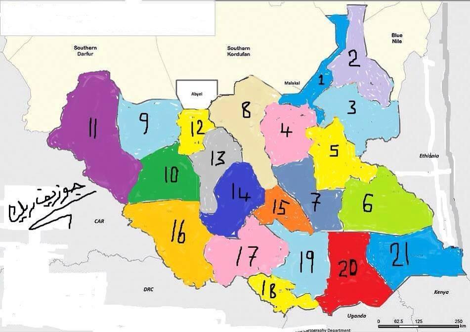 Jieng Community Elders Giant Leap for Federalism in South Sudan