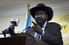 Kiir gives redline warning to IGAD