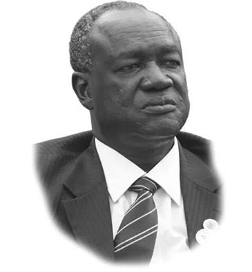 Kuol Manyang Juuk, current South Sudan Minister for Defense and former governor of Jonglei state