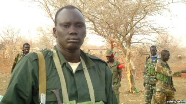 David Yau-Yau, the Murle militia leader who led a military rebellion against the gov't of South Sudan leading to the creation of the Greater Pibor Administrative of which he (Yau-Yau) has been appointed the administrator by President Kiir.