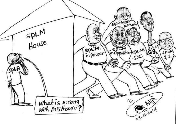 SPLM House