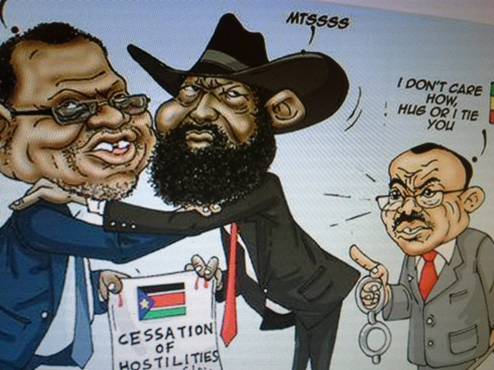 Criticizing President Kiir's Leadership is not a Blanket Endorsement to Dr.  Riek Machar