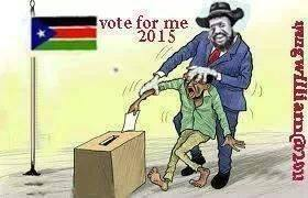 kiir election