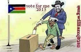 kiir election