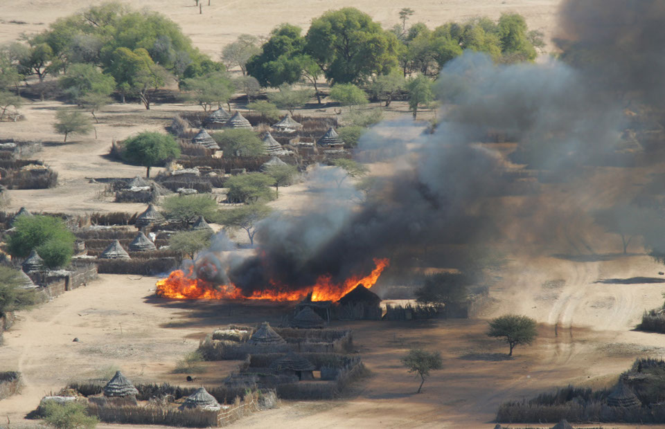 Darfur: Genocide in the 21st century