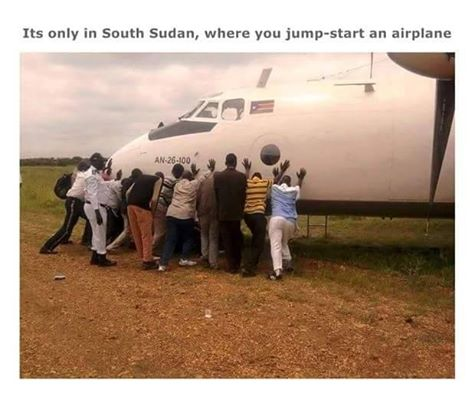 Jump-starting the economy of South Sudan?