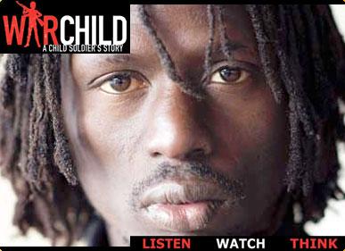 South sudanese muscian Emmanuel Jal: a warchild?