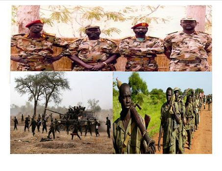 May 16th: Celebrating the Founding of the SPLM/SPLA