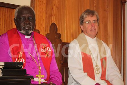 Bishop Garang Anyieth