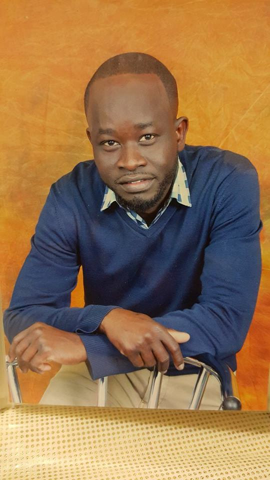 Mamer Deng Jur: The Author of an Upcoming Book