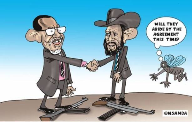 President Kiir and Riek Machar peace deal: is it a viable peace?