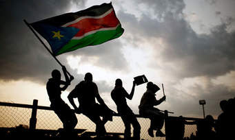 south sudan, cursed or blessed