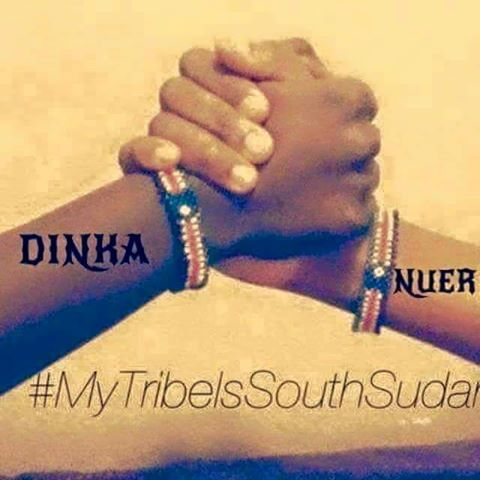May peace and reconciliation prevail in South Sudan!!