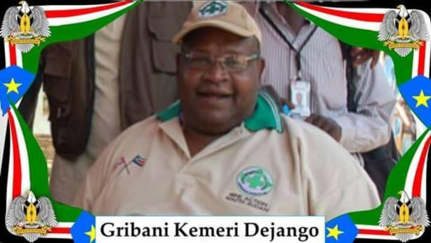 R.I.P Dr. Gribani Kameri Jango: The True Patriot of Junub Thudan