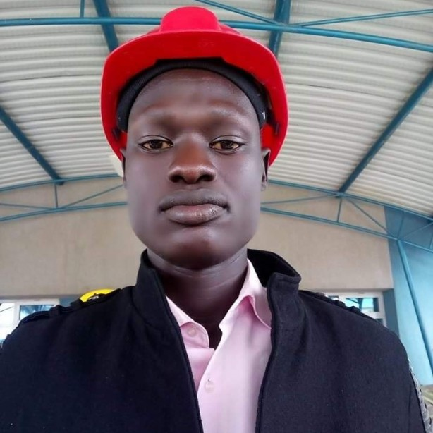 Dut-machine Mabior is a student of Electrical and Electronics Engineering at Kenyatta University, Nairobi, Kenya.