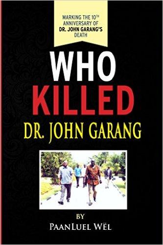 who killed John Garang