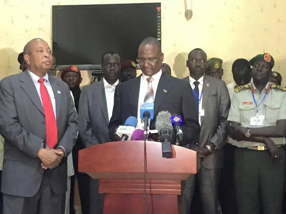 SPLM-IO in Juba