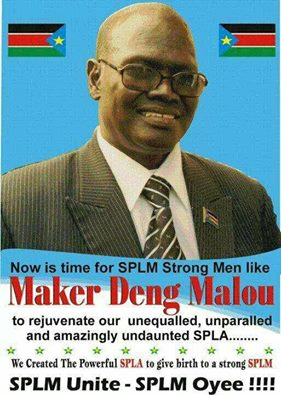 Maker Deng Malou
