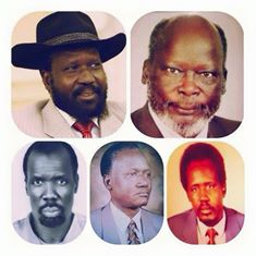 our founding fathers, splm-a