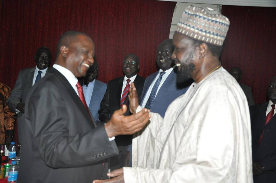 salva kiir and taban deng