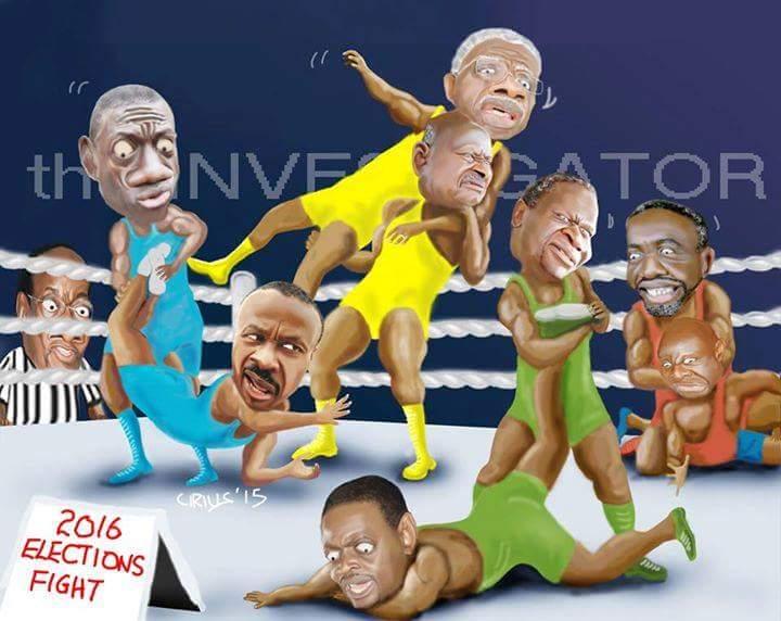 Ugandan election