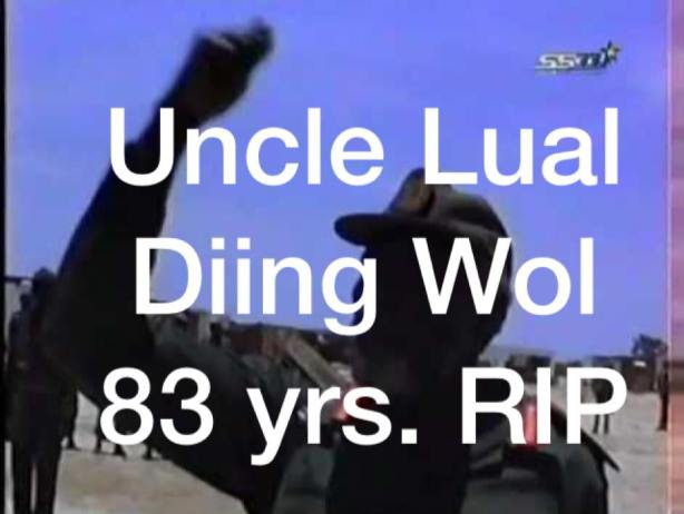 Uncle Lual Diing Wol
