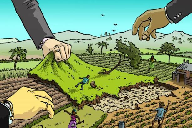 land grabbing in South Sudan