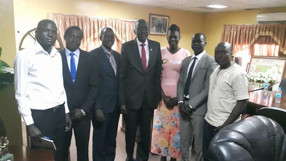students' union in Uganda