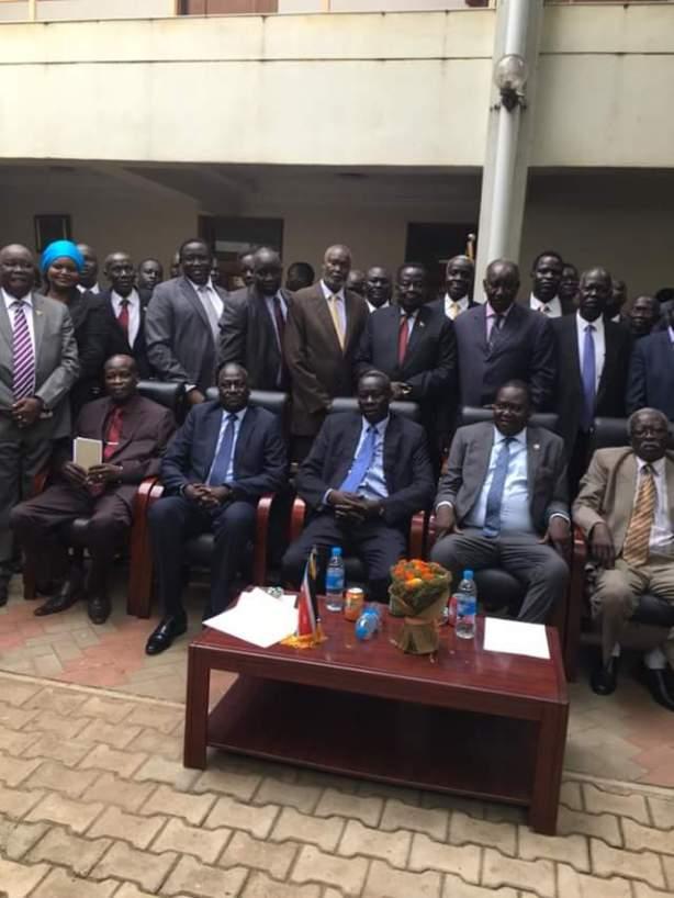 ministers, TGONU