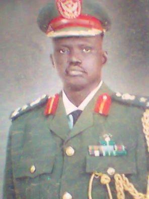 Commander Deng Kelei