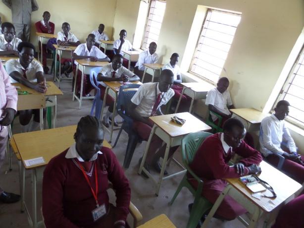 Malek secondary school