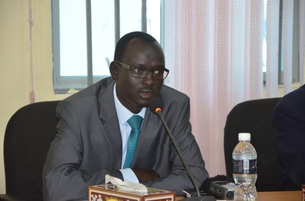 Hakim Ajieth Bunny, mayor of Bor municipality