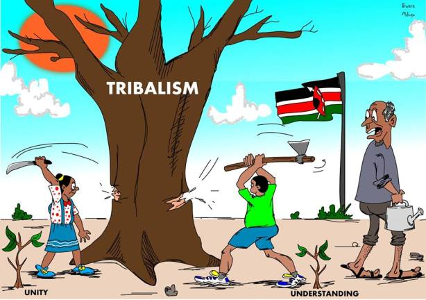 tribalism in south sudan