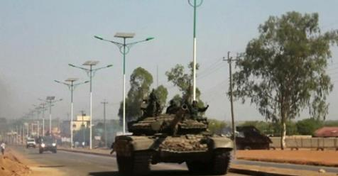 fighting in juba