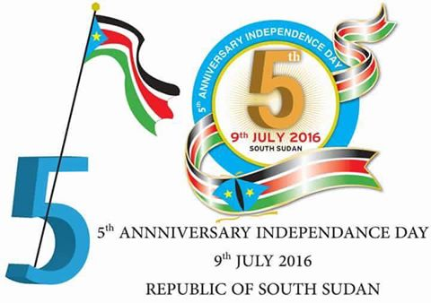 The 5th independent day anniversary