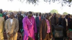Bishop Peter Bol Arok