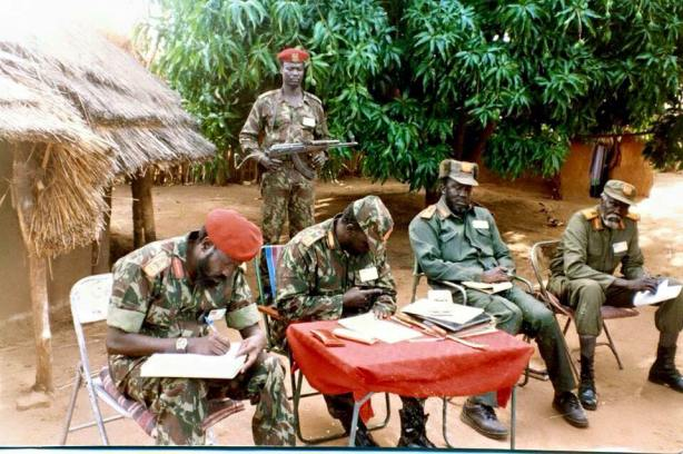 commander-lual-diing-wol-with-john-garang-and-salva-kiir