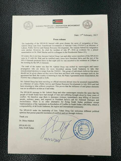 dhieu-mathok-condemns-gabriel-duop-lams-resignation