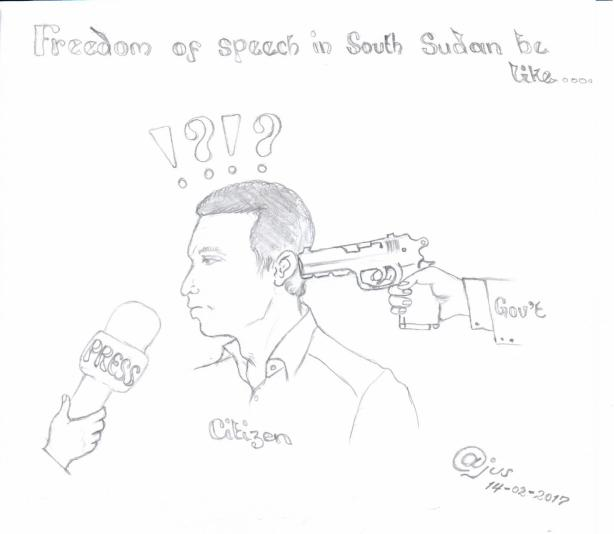 freedom-of-speech-in-south-sudan
