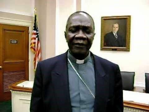 Bishop Deng Majak