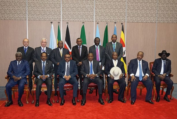 IGAD Communique on South Sudan, Nairobi, March, 2017