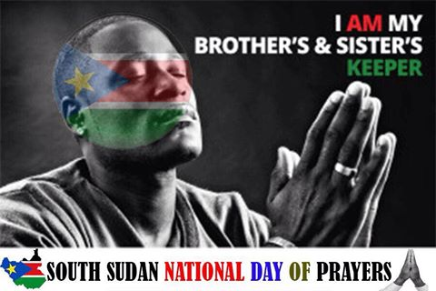 South Sudan National Day of Prayers