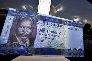 After this greedy and suspicious orders of Devaluation of currency and Nationalization of jobs market by the novices of the government of South Sudan, this beautiful and precious South Sudanese Pound will turn into a Zim Dollar!